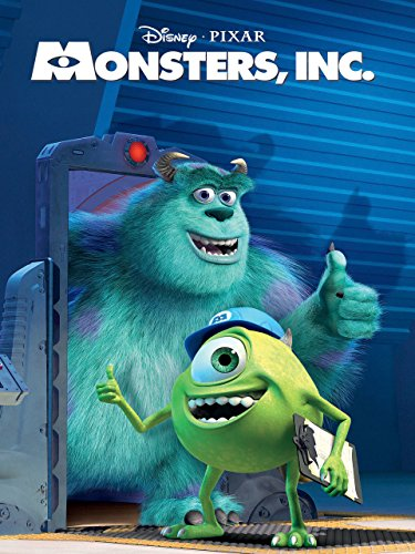 VHS : Monsters, Inc.