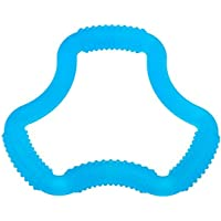 Dr Brown's Flexees A Shaped Teether, Blue