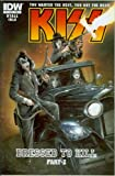 KISS Dressed to Kill Part 2 Cover A