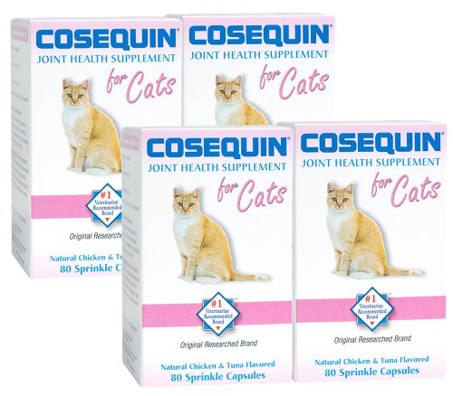 Nutramax Cosequin for Cats – 4-Pack, My Pet Supplies