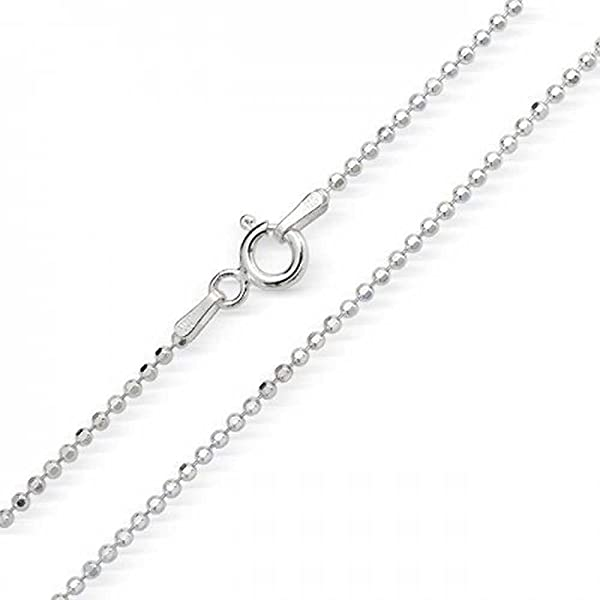 1mm SOLID STERLING SILVER 925 ITALIAN SNAKE LINK STYLE CHAIN NECKLACE JEWELLERY