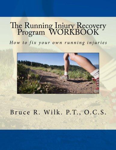 Running Injury Recovery Program WORKBOOK product image