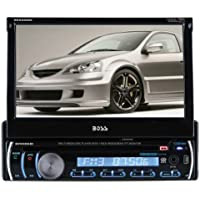 2KV1140 - Boss BV9986BI Car DVD Player - 7quot; Touchscreen LCD - 340 W RMS - Single DIN