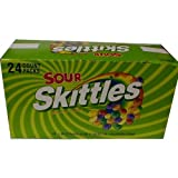 Sour Skittles Candy (Pack of 24)