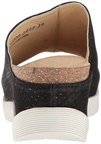 FLY London Damen Whin176fly Slide Sandale Schwarzer Cupido
