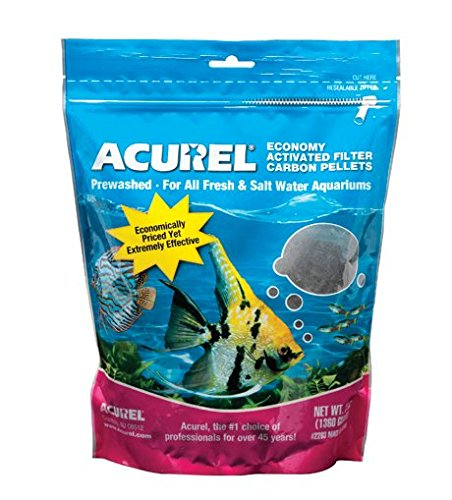 Acurel LLC Economy Activated Filter Carbon Pellets, -