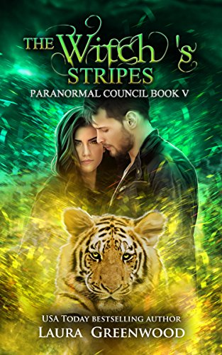 The Witch's Stripes The Paranormal Council Laura Greenwood