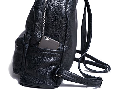 bag2basics, Borsa a tracolla donna nero nero