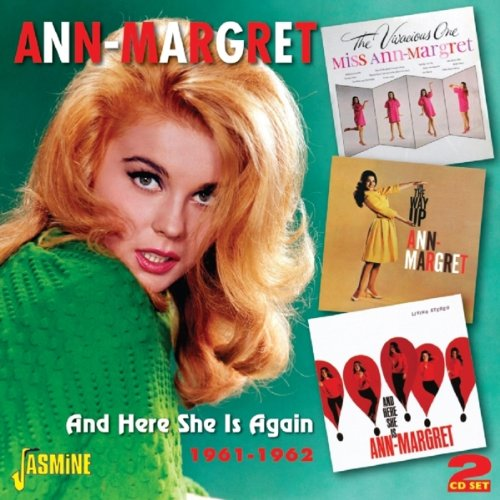 Ann-Margret - Viva La Vivacious: The Best Of The Rca Years - Disc 2 Of 2 - Zortam Music