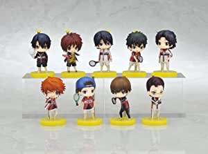 New The Prince of Tennis The First Game One Coin Grande PVC Figure Collection (1 Random Blind Box)
