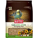 Kaytee Foraging Grassland Parakeet Diet, 2-Pound, My Pet Supplies