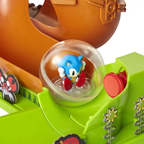 Sonic The Hedgehog Pinball Green Hill Tiendamia Com