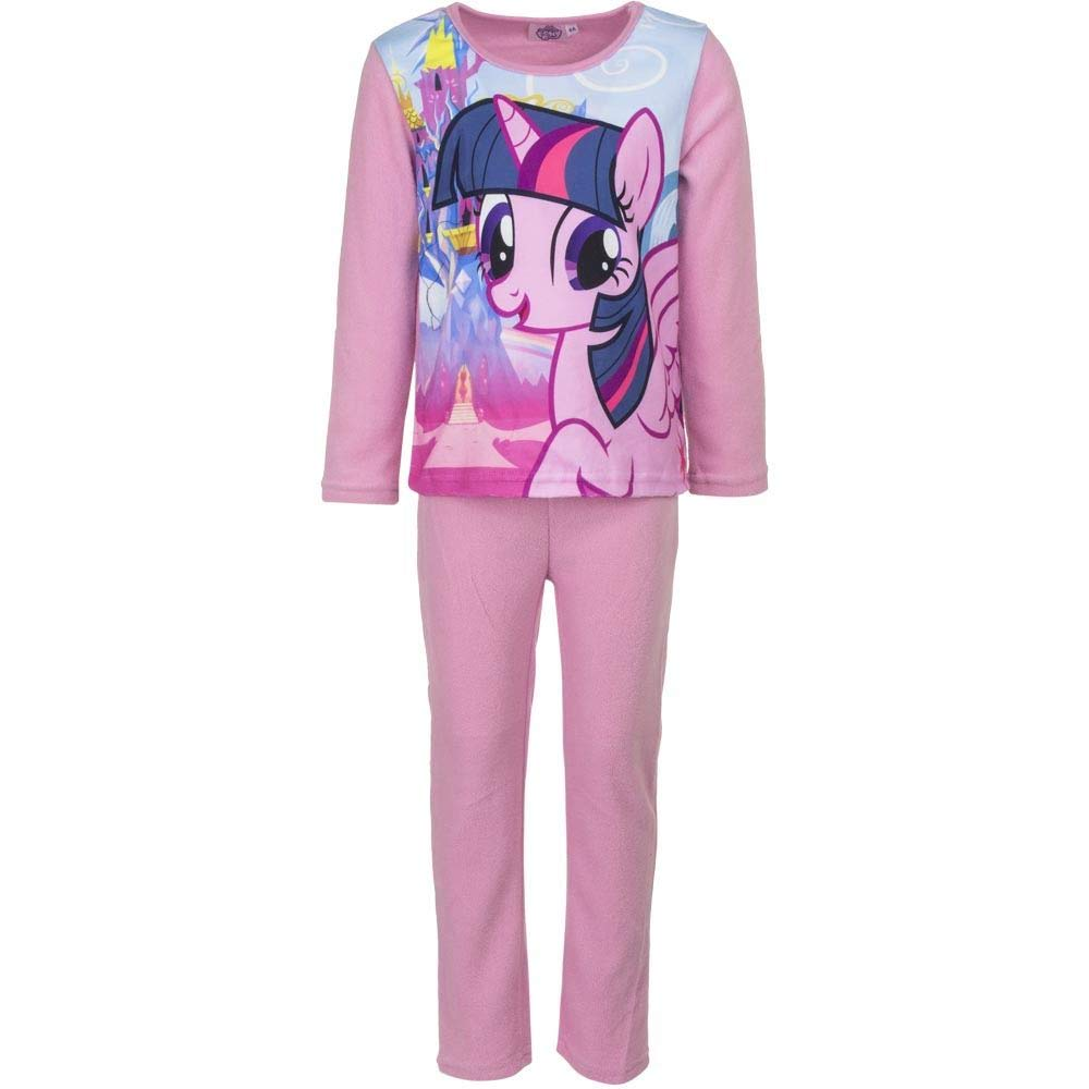 MyLittlePony Pajama Set T-Shirt with Long Sleeves and Pants