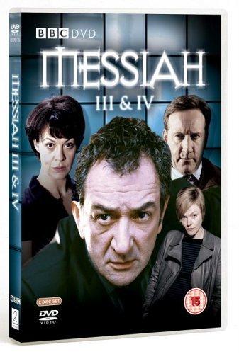Messiah: Series Three & Four [Regions 2 & 4]