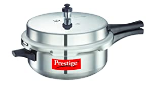 Prestige Popular Aluminum Senior Deep Pressure Pan