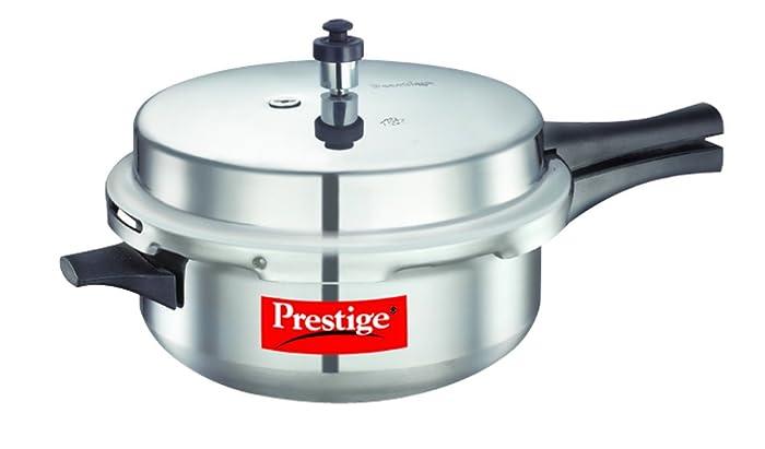 Prestige Popular Aluminum Senior Deep Pressure Pan