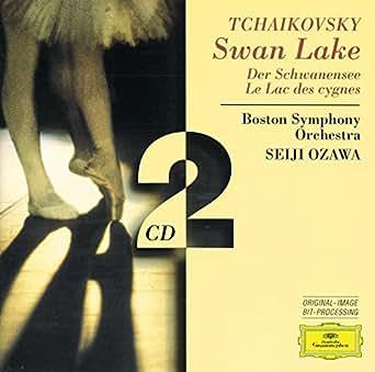 Tchaikovsky: Swan Lake Op 20 by Boston Symphony Orchestra