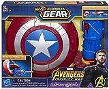 Avengers Lanzador Ensamblable Capitán América