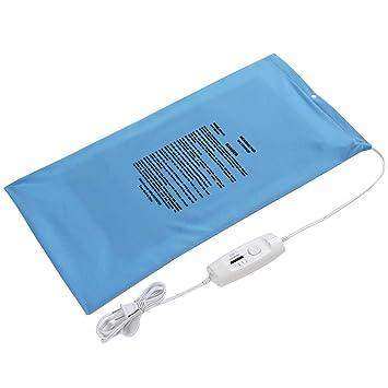 Amazon.com: Almohadilla de calefacción eléctrica para el ...