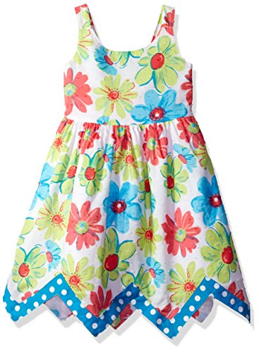 Bonnie Jean Sleeveless Floral Cotton product image