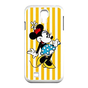 Samsung Galaxy S4 I9500 Phone Case Disney Mickey Mouse Minnie Mouse WD66MM93314