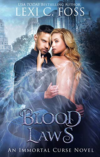 (Blood Laws (Immortal Curse Series Book)