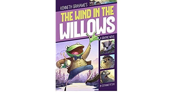 The Wind in the Willows (Graphic Revolve): Amazon.es ...