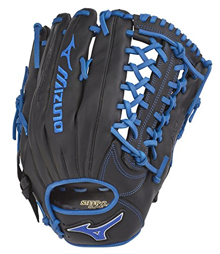 Mizuno Outfield Gloves - Mizuno GMVP1275PSE7 MVP Prime SE Outfield Base Ball Gloves, 12.75