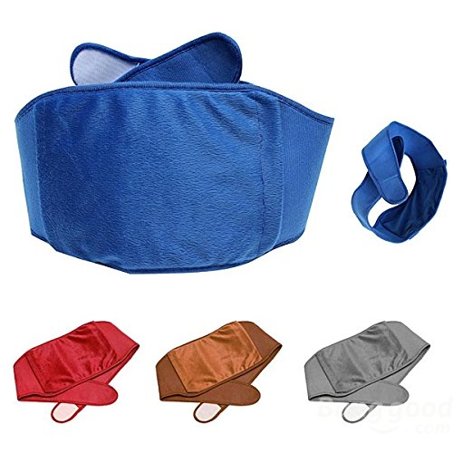 Bazaar Cálida cintura cinturón de mano correa de soporte cintura calentamiento corporal