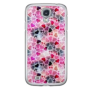 Loud Universe Samsung Galaxy S4 Love Valentine Printing Files A Valentine 73 Printed Transparent Edge Case - Multi Color