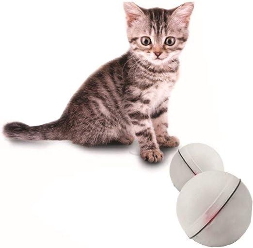 Juguete de pelota interactivo para gatos, Juguete de ejercicio de ...