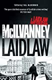 Laidlaw by William McIlvanney front cover