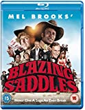 Blazing Saddles - 40th Anniversary Edition [Blu-ray] [1974] [Region Free]