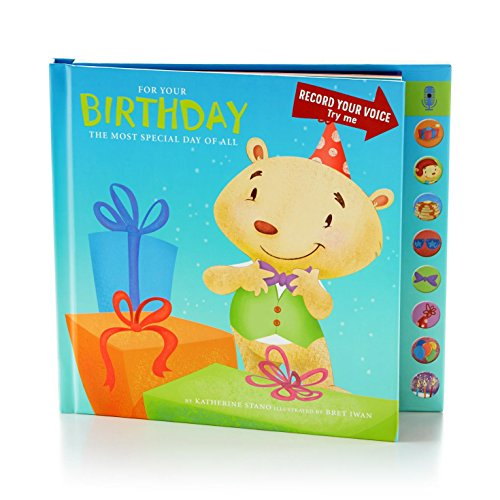 UPC 795902370626, Hallmark Press & Play Recordable Storybook: For Your Birthday