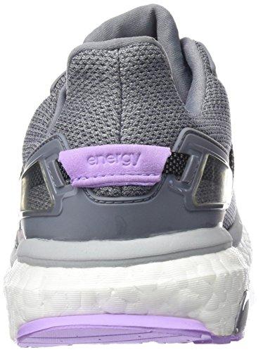 42 Cnoir Running Compétition Chaussures EU 2 Purglo Clonix Multicolore Femme adidas de Boost Energy 3 3 Gris XwxqAzZ