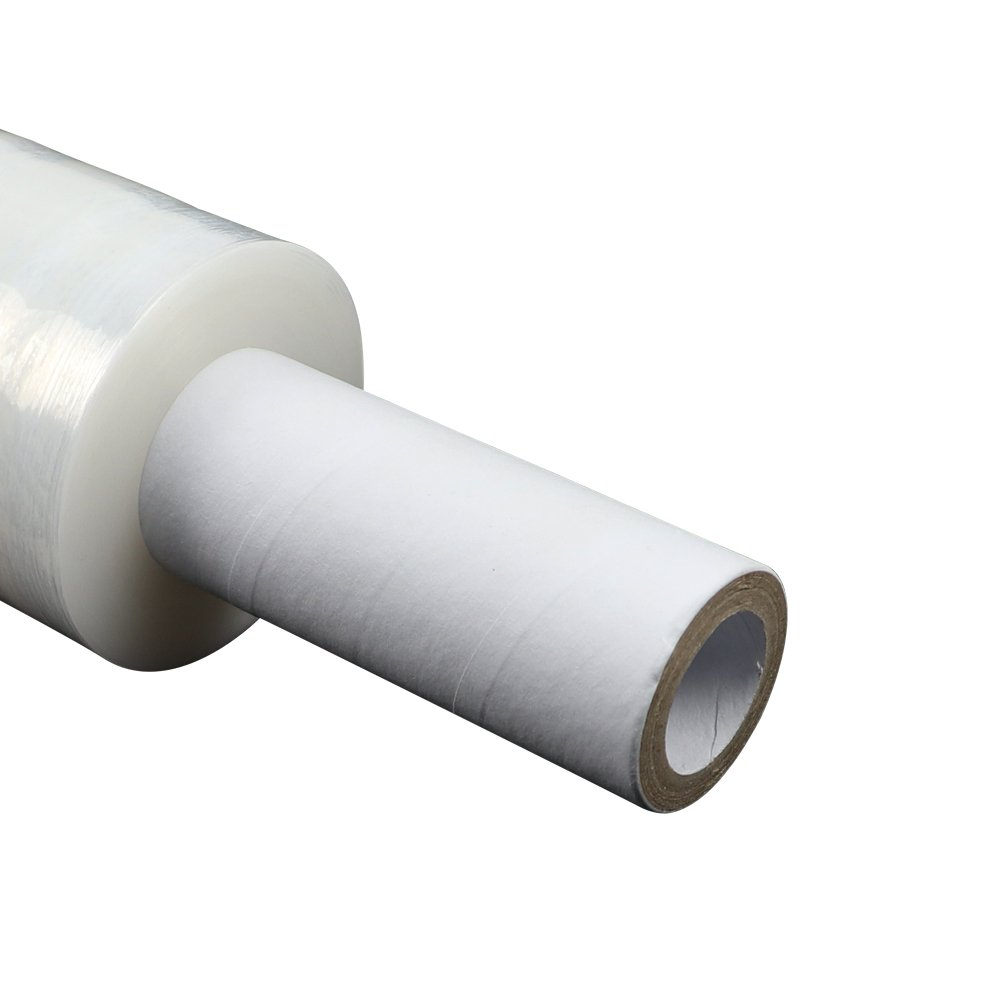 LIVEHITOP Plastic Wrap with Handle Stretch Wrap with Handle Shrink Wrap Roll for Furniture, Boxes(4'' x 750 ft x 2 Pack,4'' x 625 ft x 1 Pack) by LIVEHITOP (Image #4)