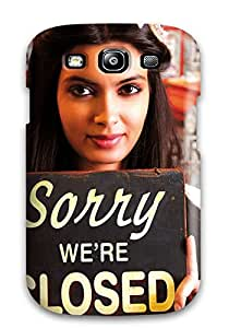 New Premium Flip Case Cover Diana Penty In Cocktail Skin Case For Galaxy S3