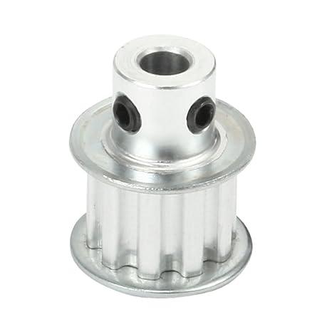 Vkospy XL 10 Dientes 4mm / 5mm / 6mm aleación de Aluminio de la polea síncrona