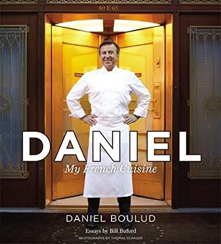 Daniel: My French Cuisine (Coming To America Blu)