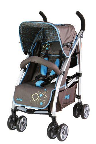 Dream On Me/Mia Moda Luna Bella Umbrella Lifestyle Stroller