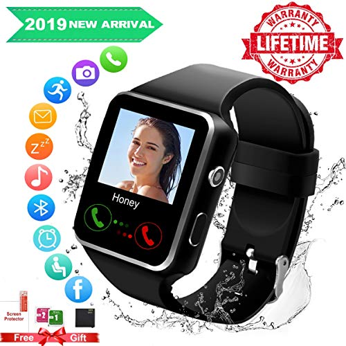 Android Smart Watch for Women Men