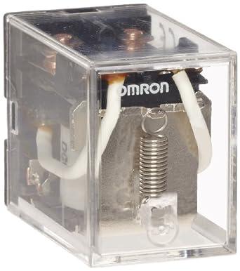 Omron LY2AC110120 General Purpose Relay Standard Type PlugIn