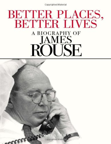 Better Places, Better Lives: A Biography of James ()