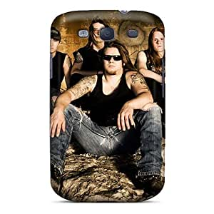 EricHowe Samsung Galaxy S3 Great Hard Phone Cases Support Personal Customs Nice Lake Of Tears Band Image [cTU15658qbyk]