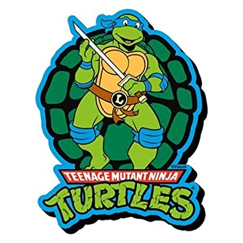 TMNT Imán - de las Tortugas Ninja - Leonardo Funky Chunky ...