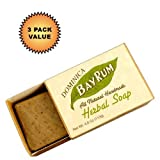 Cheap Dominica Bay Rum Herbal Soap 4oz. :: 3 Pack Value