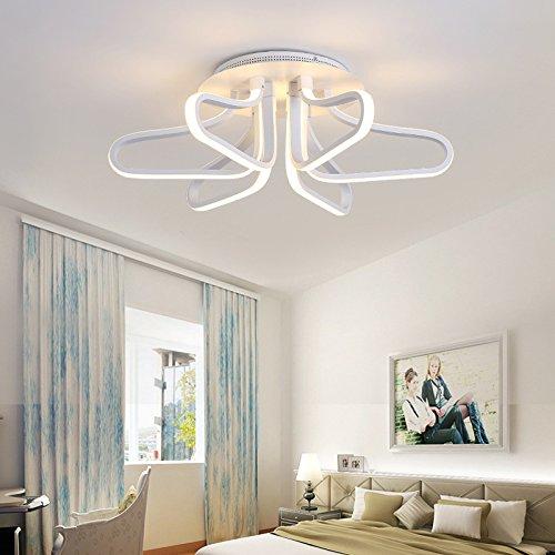 Semplice LED lampada a sospensione moderna lampada a sospensione da ...
