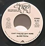 can't find my way home / mono 45 rpm single