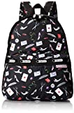 LeSportsac Basic Backpack, Love Letters, One Size