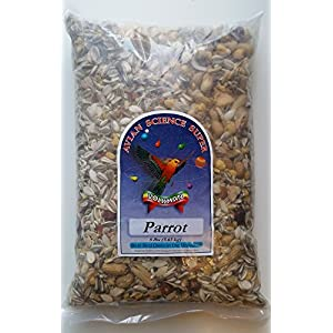 Volkman Avian Science Super Parrot Bird Food Seed Mix (8 LB) 94